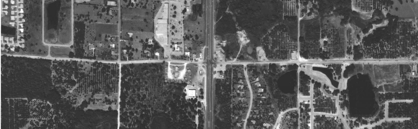Historic U.S. 19 and Aldermen Road Palm Harbor Florida