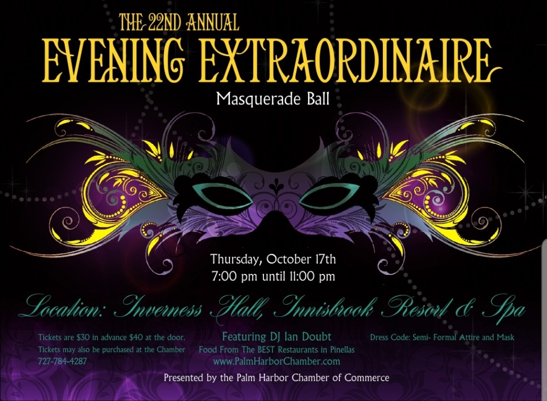 The Greater Palm Harbor Area Chamber of Commerce 22nd Annual Evening Extraordinaire