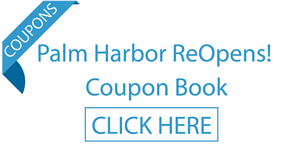 Local Coupon Book by The Greater Palm Harbor Area Chamber of Commerce